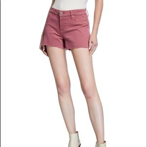 NWT HUDSON ANBER CUTOFF DENIM SHORTS